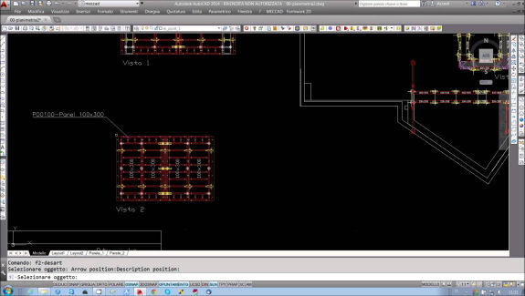 For Cad Casseforme disegno esecutivo 2d