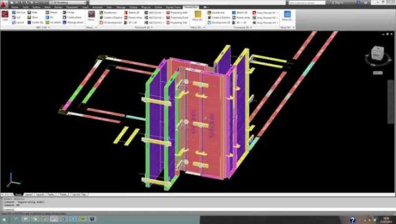Progetto di Casseforme in 2D 3D – FOR CAD