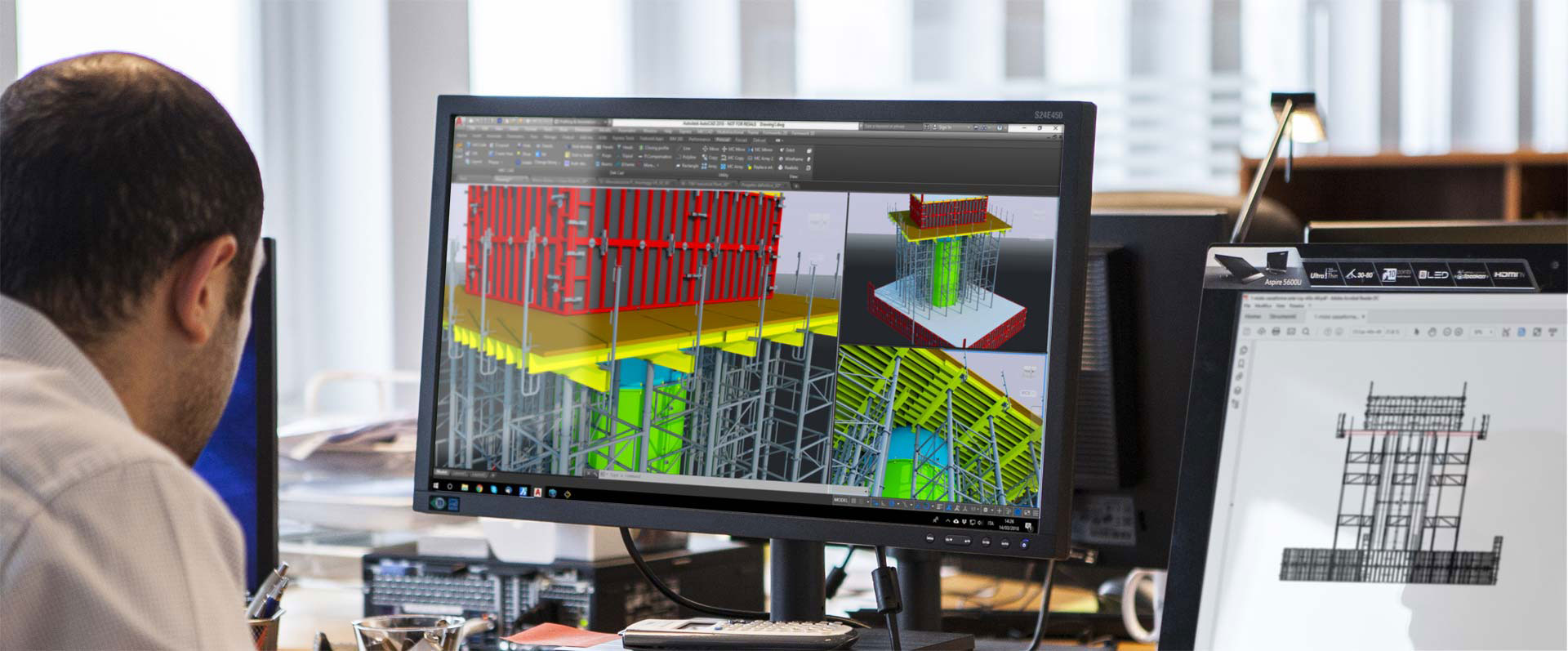 Software per la progettazione di casseforme in modalit 2d for Software di progettazione domestica personalizzato