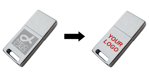personalizzazione pendrive Mec Cad