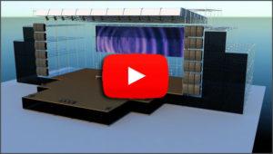 Playlist video PON CAD software ponteggi settore spettacolo