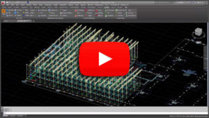 PON CAD software ponteggi settore manutenzione industriale costruzione