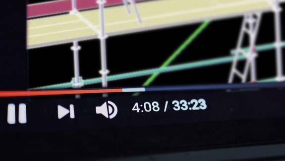 Video dimostrativi sull'uso del software Ponteggi PON CAD